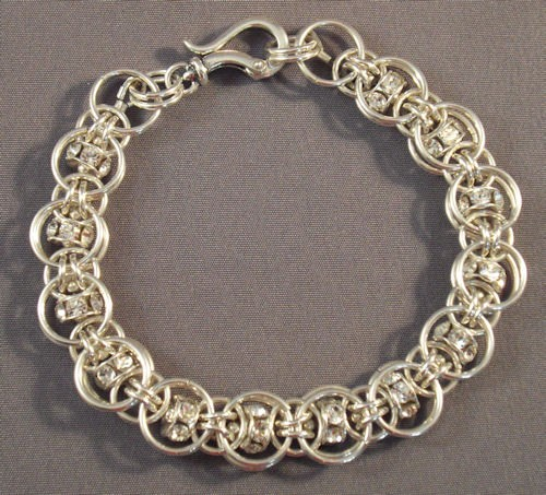 Celtic Rondelle Bracelet Kit