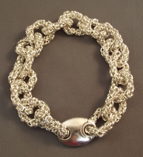 Chain of Links Bracelet