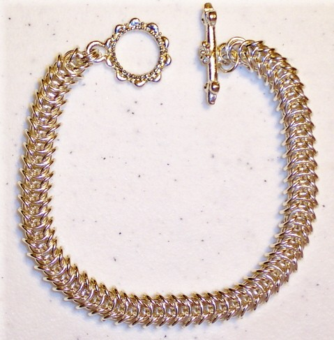 Box Chain Bracelet Kit