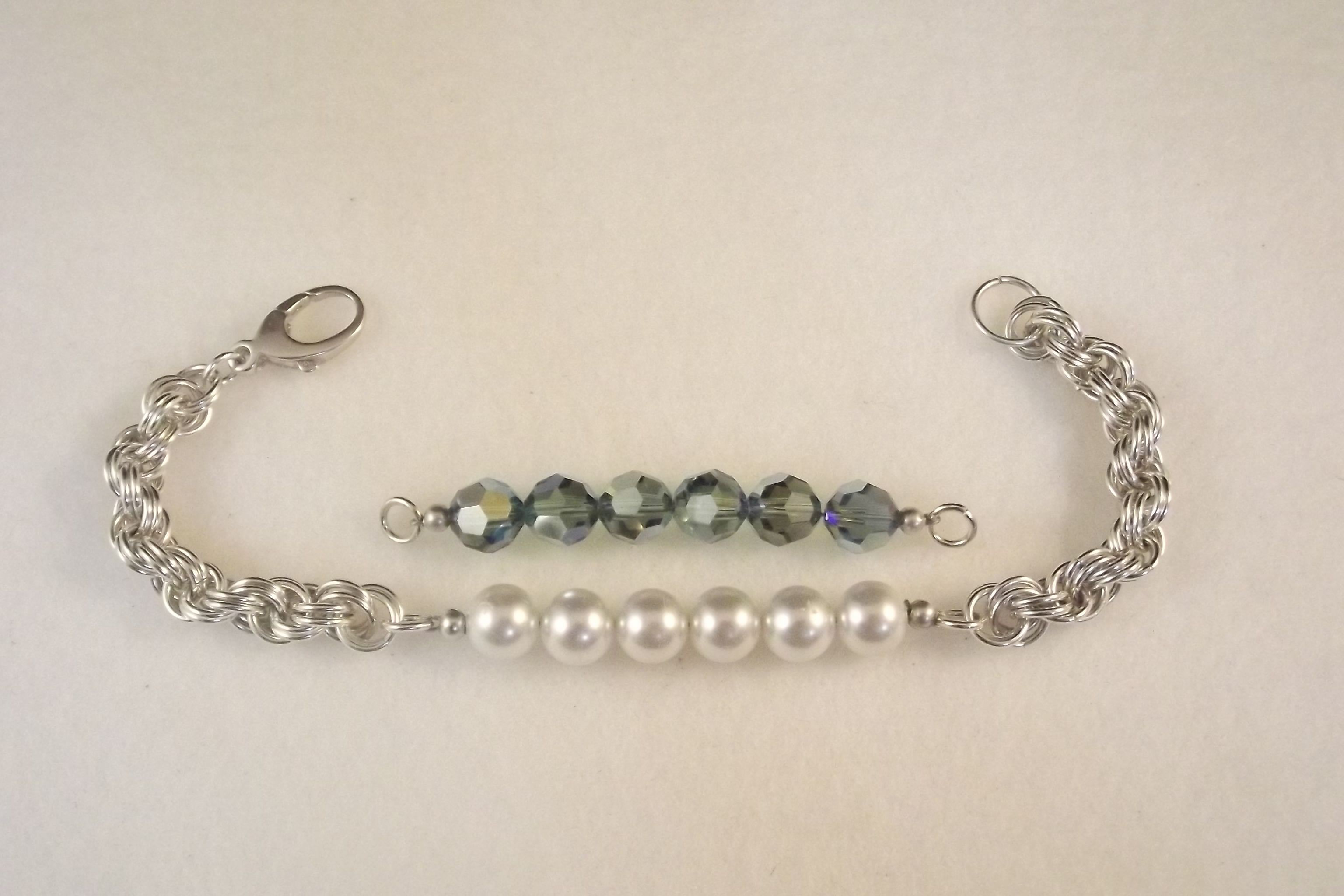 Interchangeable Maille Bracelet