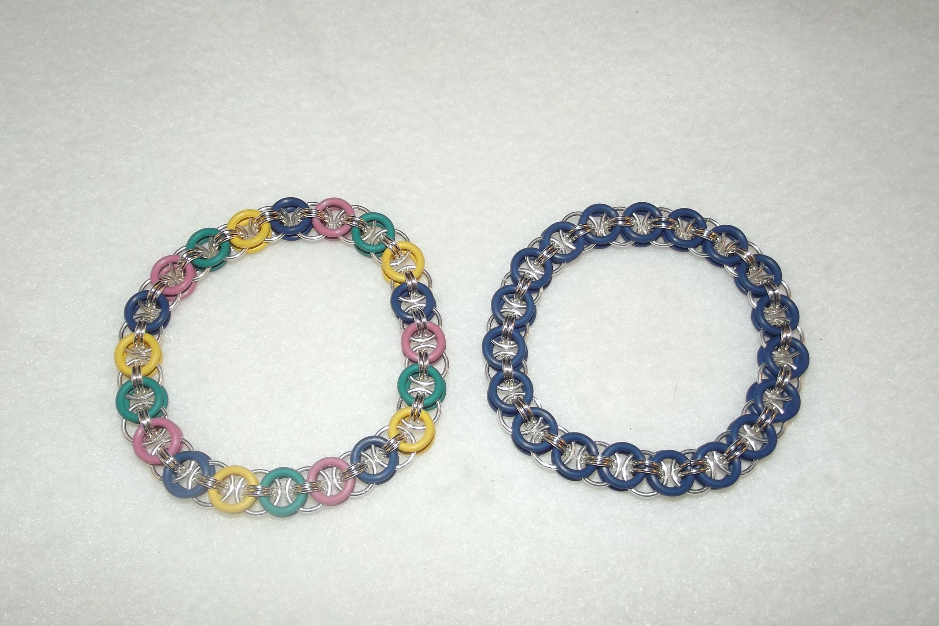 Stretchable Celtic Bracelet