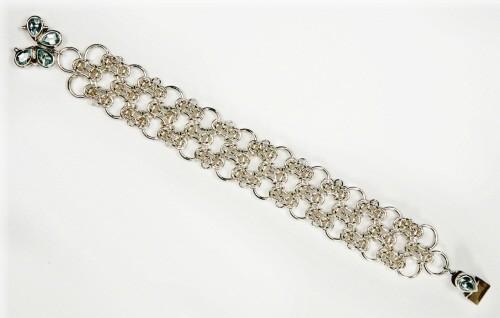 Byzantine and Circles Bracelet Kit