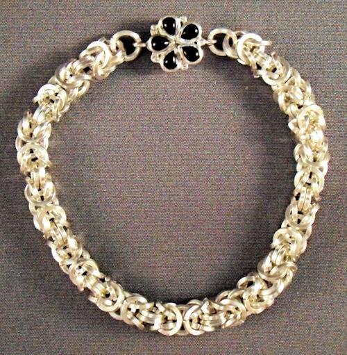 Byzantine Squared Bracelet Kit