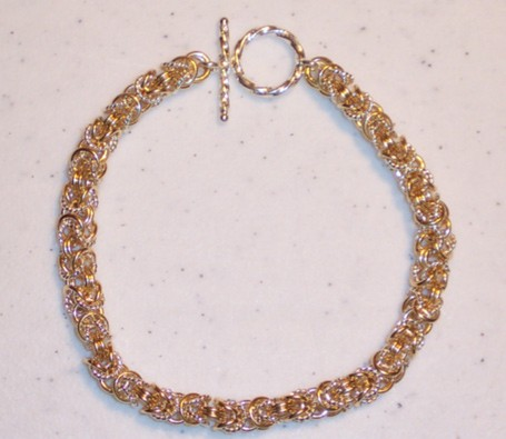 Byzantine with a Twist Bracelet Kit