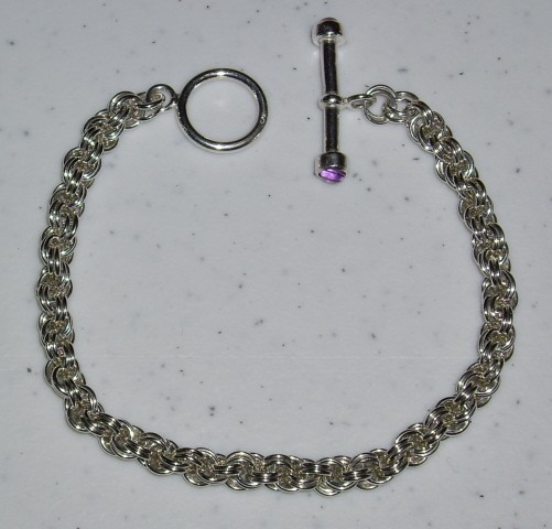 Double Spiral Rope Bracelet Kit