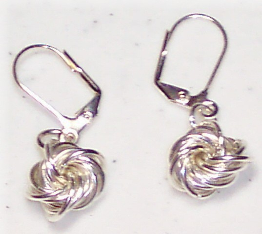 Love Knot Earrings Kit