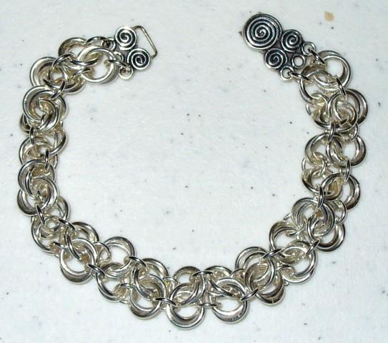 Ribbon of Rings Bracelet Kit