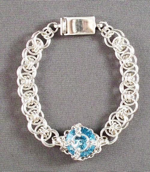 Rivoli in Maille Bracelet Kit