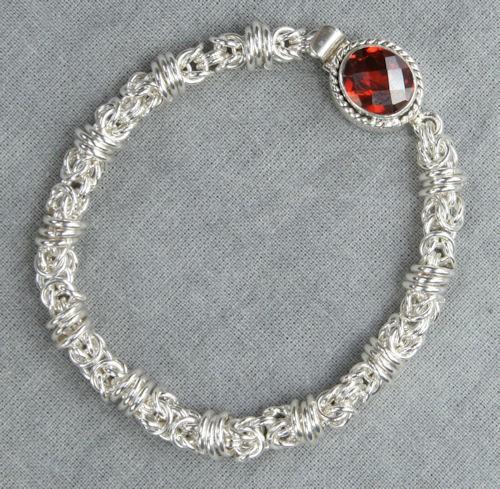 Rolling Byzantine Bracelet - Rolling Byzantine Bracelet