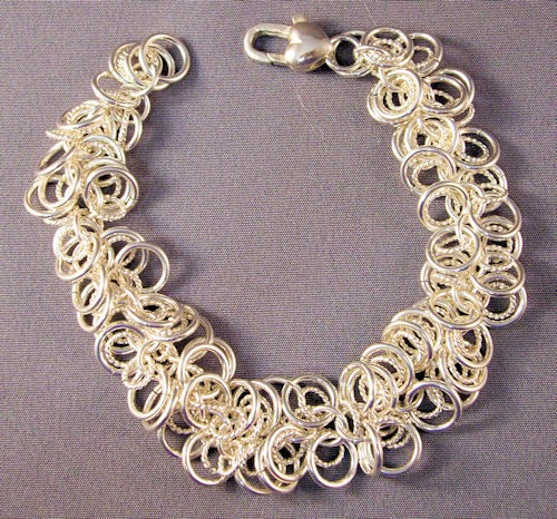 Sassy Swirl of Rings Bracelet Kit
