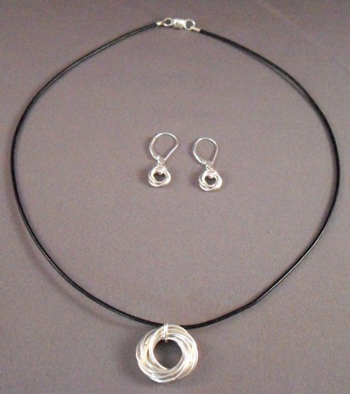 Swirl Earrings Kit