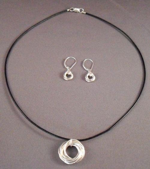 Swirl Earrings Kit