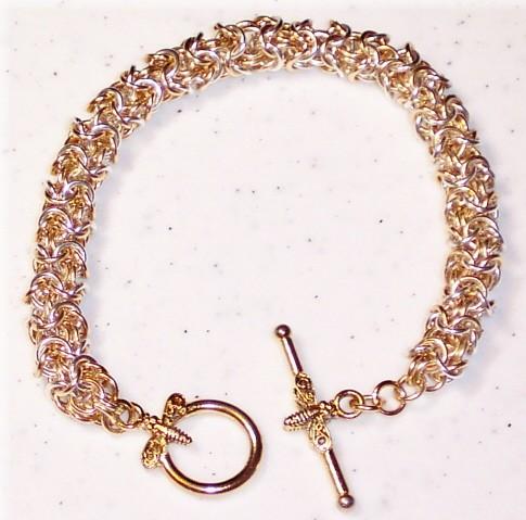 Turkish Roundmaille Bracelet Kit