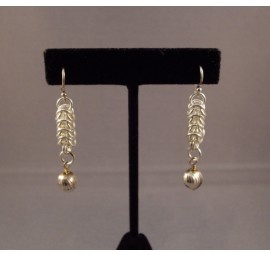 Box Chain Earrings Kit