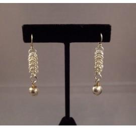 Box Chain Earrings Kit