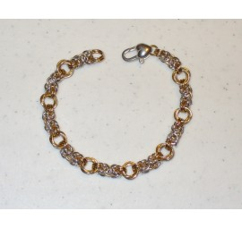 Byzantine and Flowers Bracelet Kit