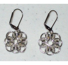 Celtic Knot Earrings Kit