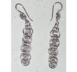 Celtic Line Earrings Kit