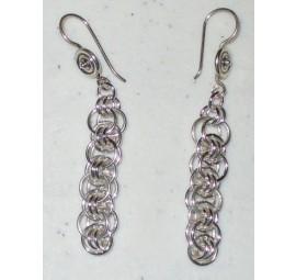 Celtic Line Earrings Kit