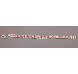 Celtic Line with Crystals Bracelet Kit