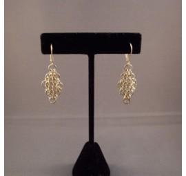 Diamond Chainmaille Earrings Kit