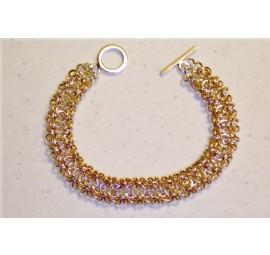 Gridlock Byzantine Bracelet Kit