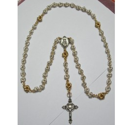 Chainmaille Rosary Kit