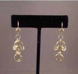 Vertebrae Earrings Kit